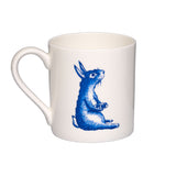 Rabbit Willow pattern mug