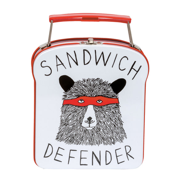 Sandwich Defender Tin