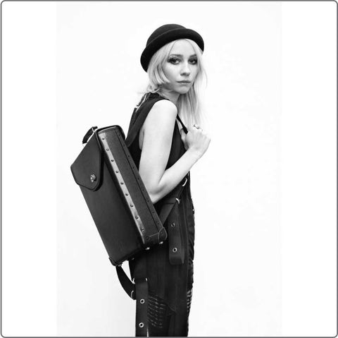 Holger Backpack - Stone Black