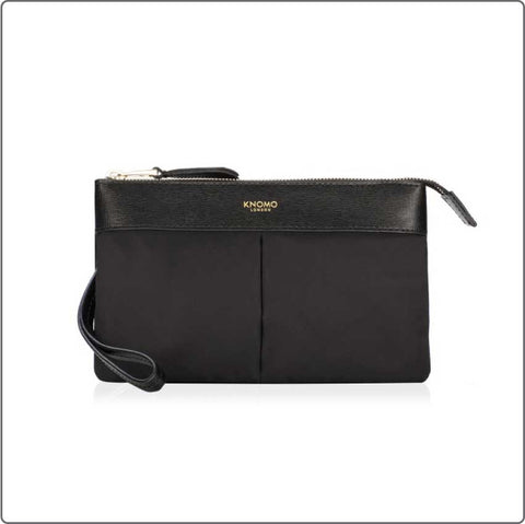 Knomo Dering Charge Purse - Sort