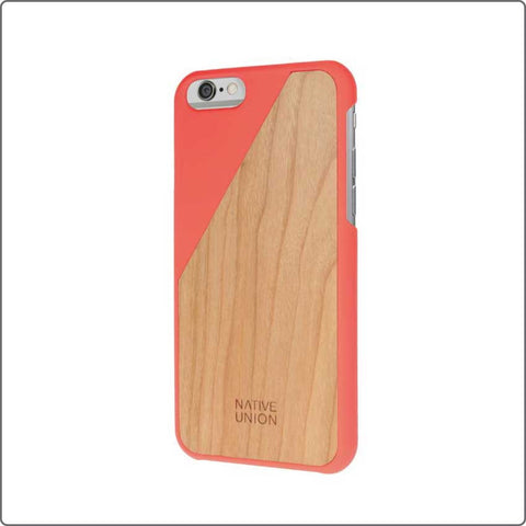Clic Wooden - Koral