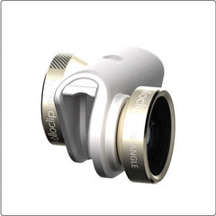 Olloclip 4-in-1 Lens for iPhone 6/6 Plus - Gold/White