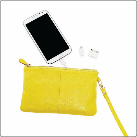 Mighty Purse Yellow
