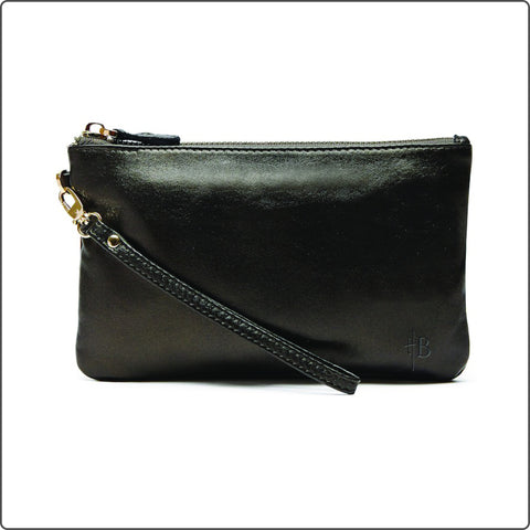 Mighty Purse Black Shimmer