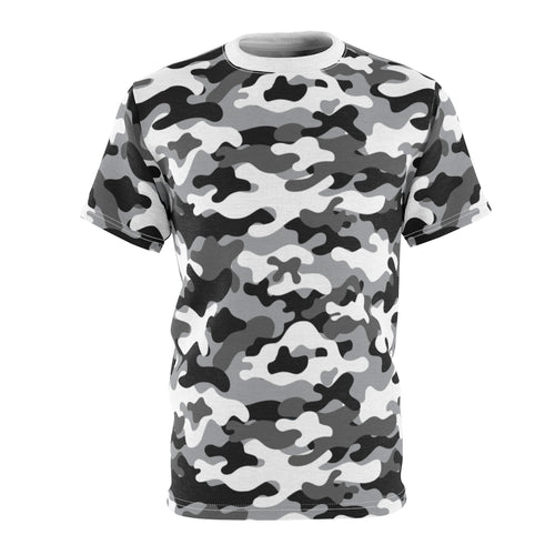 Camouflage T-Shirt Gray-G1 (Unisex) by Acoolawear