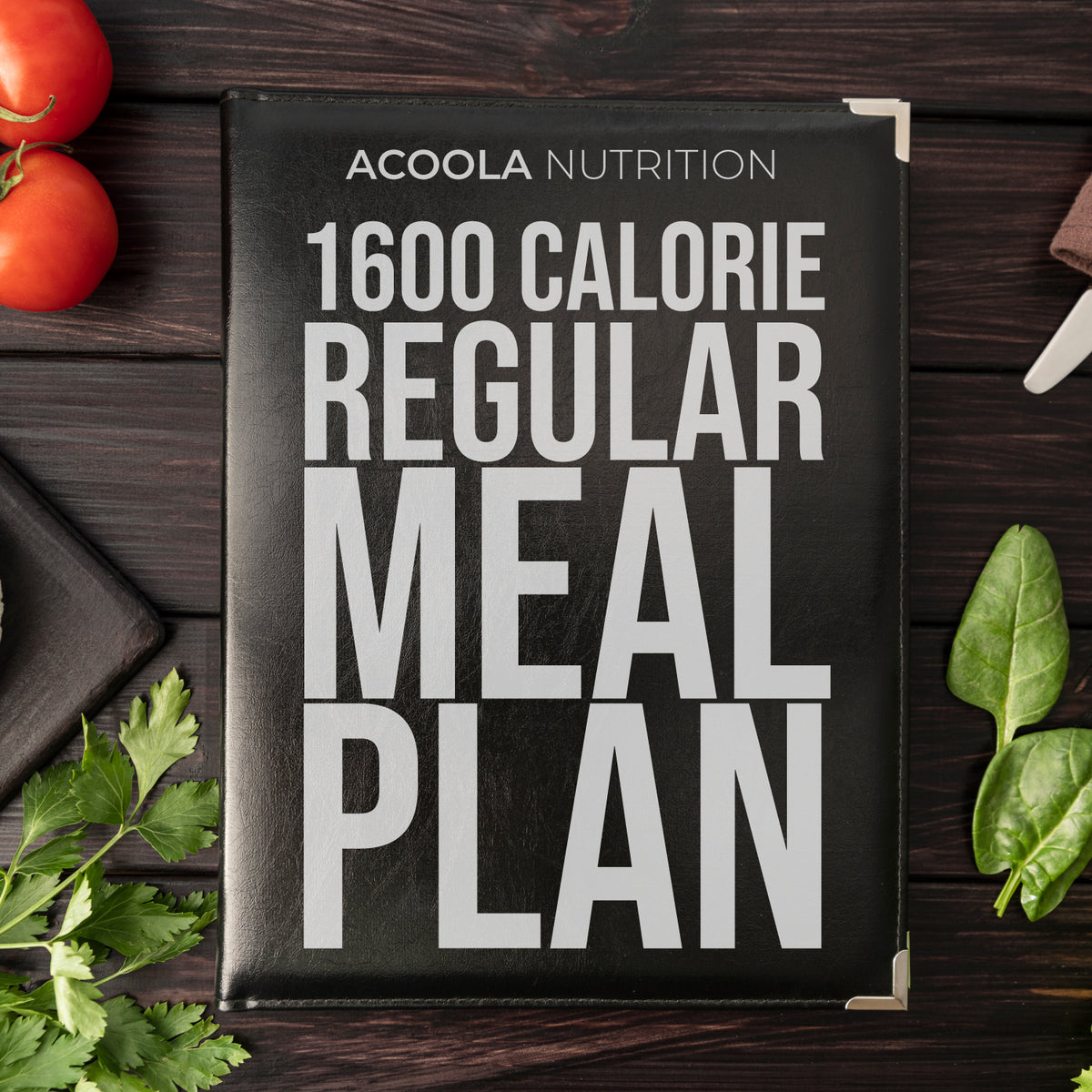 2 WEEKS MEAL PLAN (e-book)