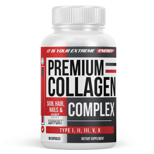Premium Multi Collagen Complex