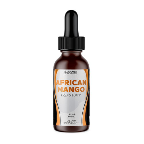 African Mango Liquid Burn