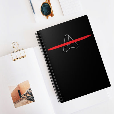 Acoola Spiral Notebook - Ruled Line
