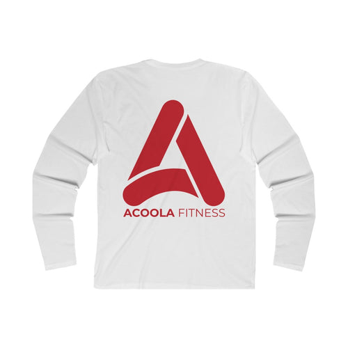 Acoola Men's Long Sleeve Crew Tee