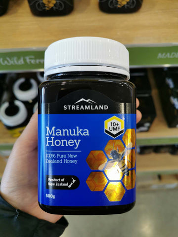 Streamland Manuka Honey UMF10+ 500g HM10M