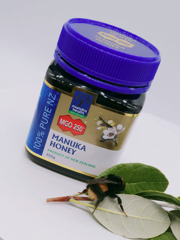 Manuka Health Manuka Honey MGO250+ 250g PR01057