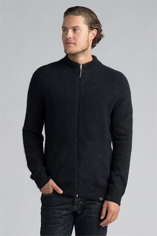 Merinomink Mens Full Zip 1615