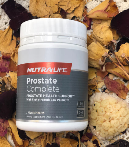 Nutra-Life Prostate Complete 60 Capsules NS7111