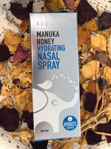 Beggi Manuka Honey Hydrating Nasal Spray 30ml BEGGI03