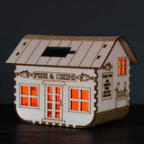 Lumilight Fish & Chips Nightlight 3-141