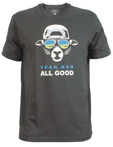 Derek Adult T-Shirt Cool Sheep 6034H