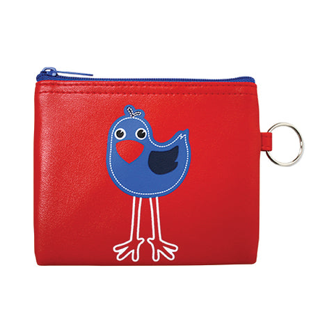 DQ&CO Coin Purse Kids Pukeko 721306CP