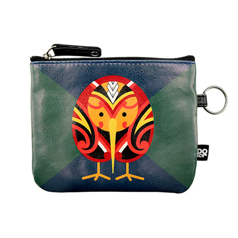 DQ Coin Purse Tribal Kiwi 728137CP