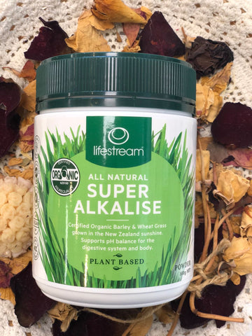 Lifestream Organic Super Alkalise Powder 150g 14140
