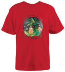 Derek Kids T-Shirt Glowing Forest 9967L