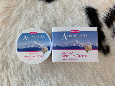 Alpine Silk Everyday Moisture Creme 100g AS100/AS100-6PK