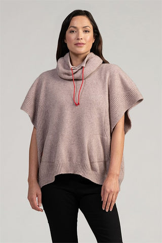 Merinomink Women's Move Cape Sweater 1920