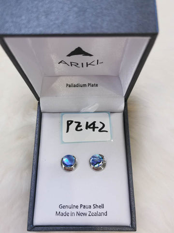 Ariki Crescent Moon Earrings PE142