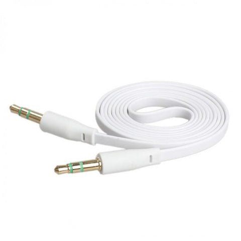 Pronto AUX Cable 3.5mm to 3.5mm 1mtr PACW