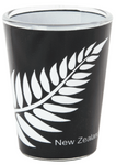 Hallifax Shot Glass NZ Fern SH67