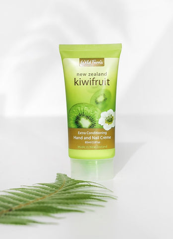 Wild Ferns Kiwifruit Extra Conditioning Hand and Nail Creme 85ml KFHN