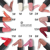 Living Nature Natural Lipsticks