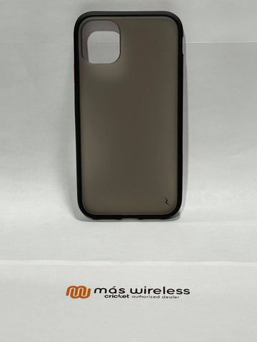 IPHONE 11 CLOUDED BLACK PLASTIC