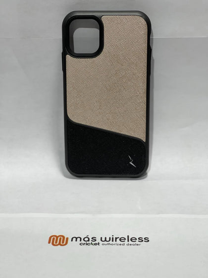 IPHONE 11 BLACK AND GOLD TEXTURED