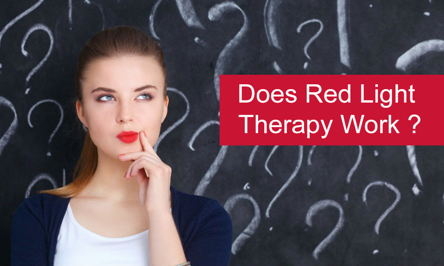 How does red light therapy work?