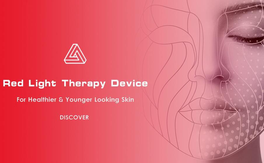 Rejuvenated, Younger-Looking Skin with Red Light Therapy
