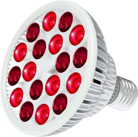 Red & infrared Light Bulb