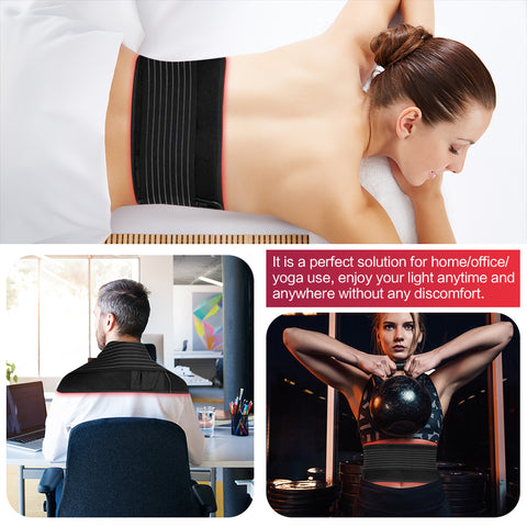 Red Light Therapy Belt