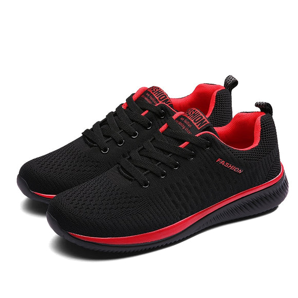 Men Shoes Casual Shoes Mens Tennis Sneakers Sports Fashion Comfortable Soft Leisure Tide Shoes Man Mesh Footwear Chaussure Homme