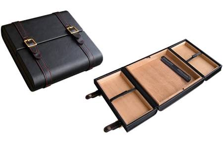 Stylish Travel Humidors