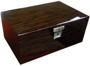 THE PRINCETON 130 Ct. Lacquer Finish wTray & Polished Hardware