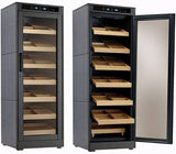 THE REMINGTON 2000 Ct. Electric Climate/Humidity Controlled Cabinet