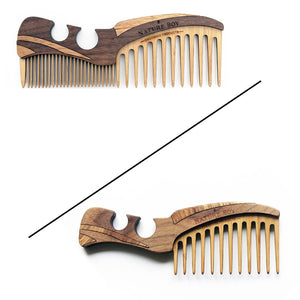 NATURE BOY Wooden Beard Comb - (PRE-ORDER)