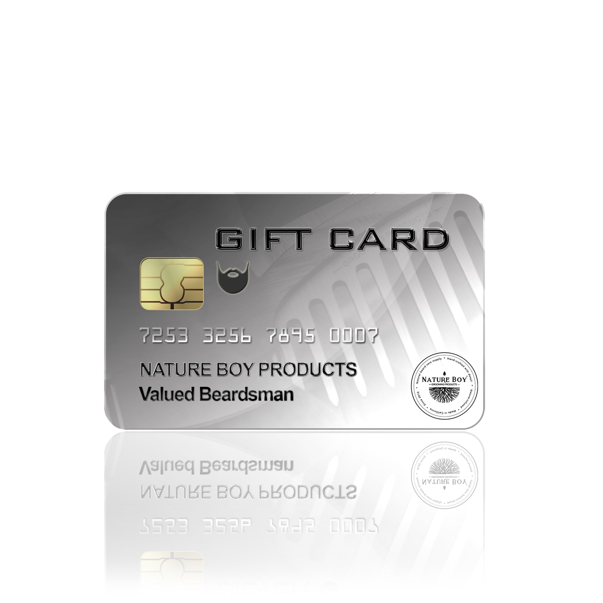 NATURE BOY digital Gift Card