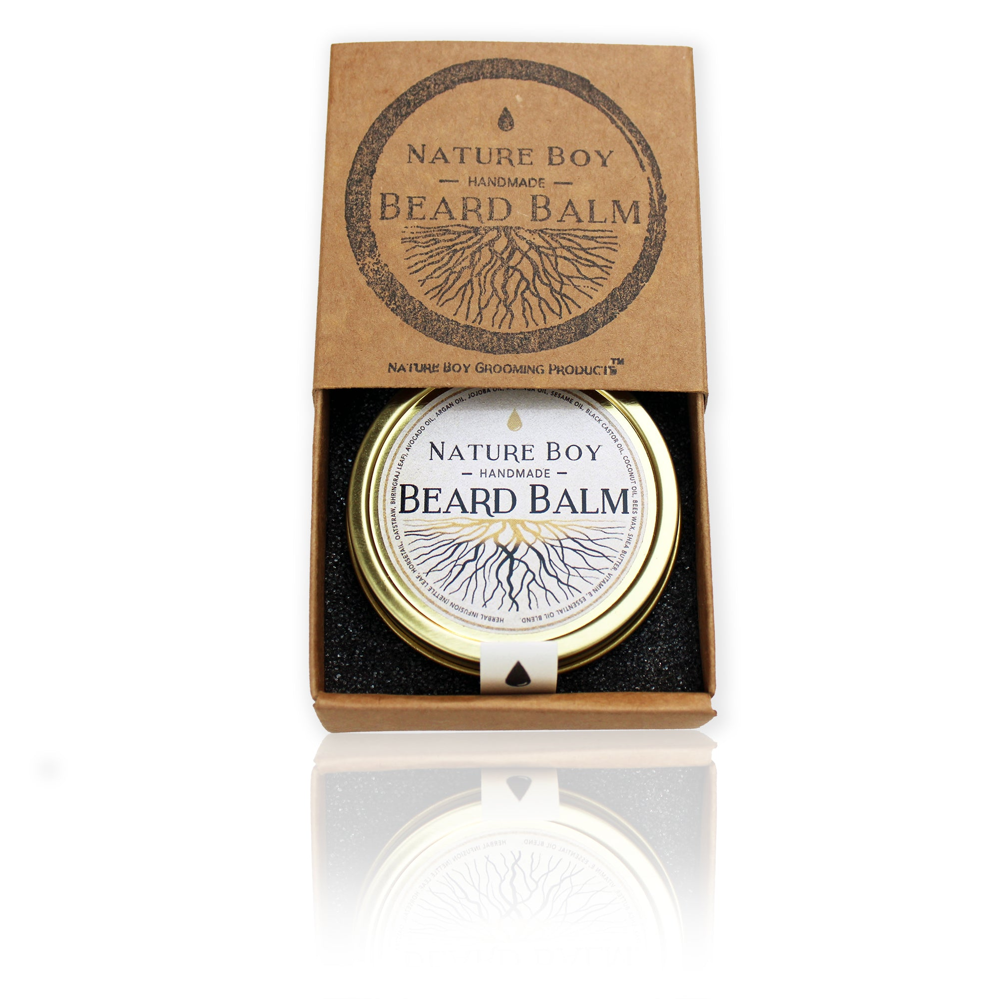 NATURE BOY Beard Balm No.1