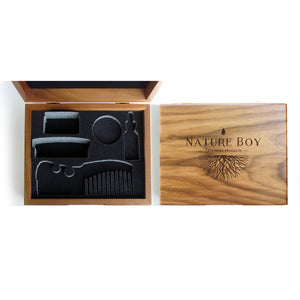 NATURE BOY Connoisseur's Grooming Box (Empty) + Gold Membership -- (PRE-ORDER)