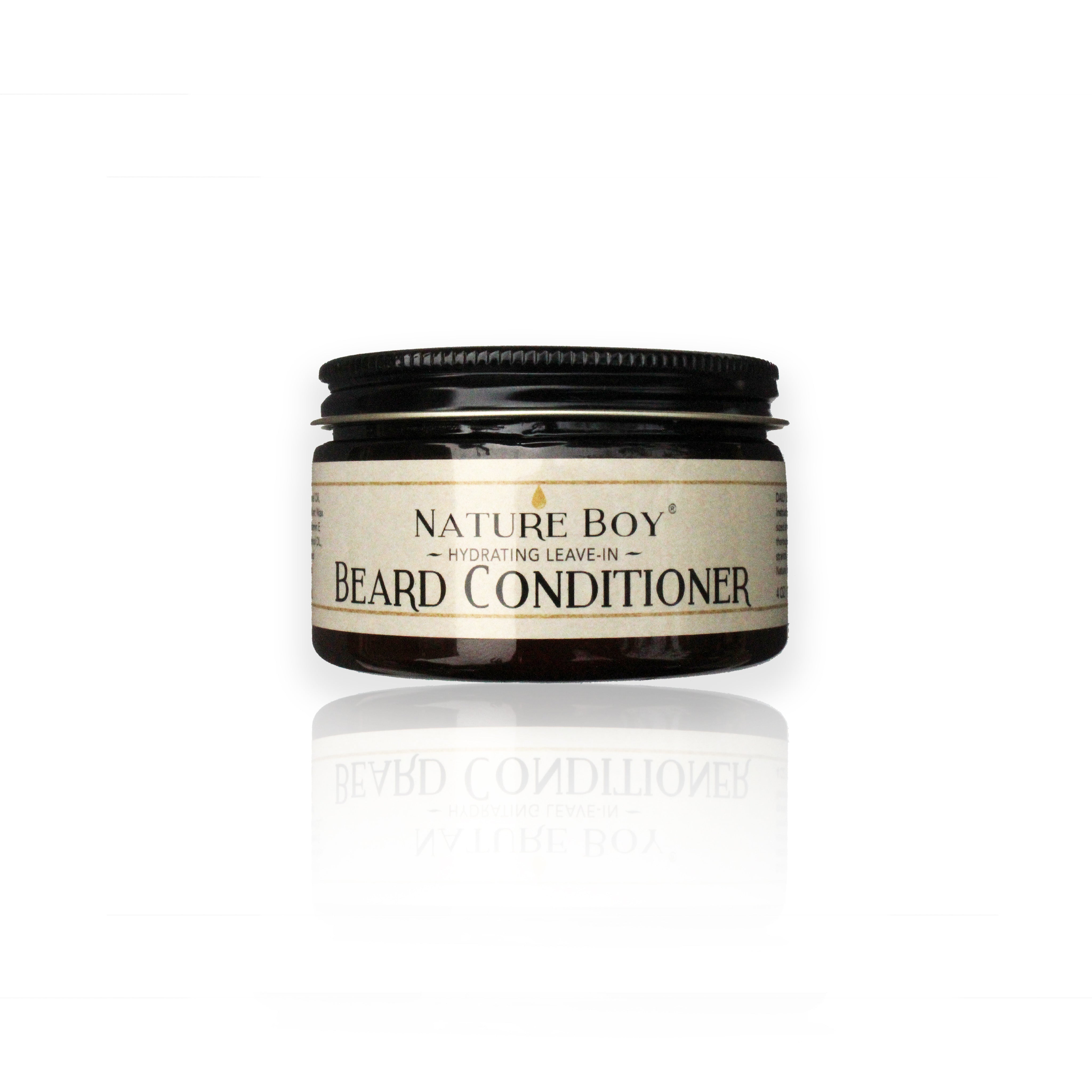 NATURE BOY Leave-In Beard Conditioner