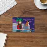 Personalized Postcard