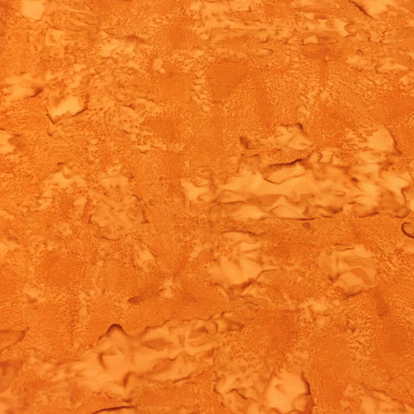 AMD-7000-165 Copper, Kaufman Prisma Dyes, Orange, Cotton Batik Quilting Fabric