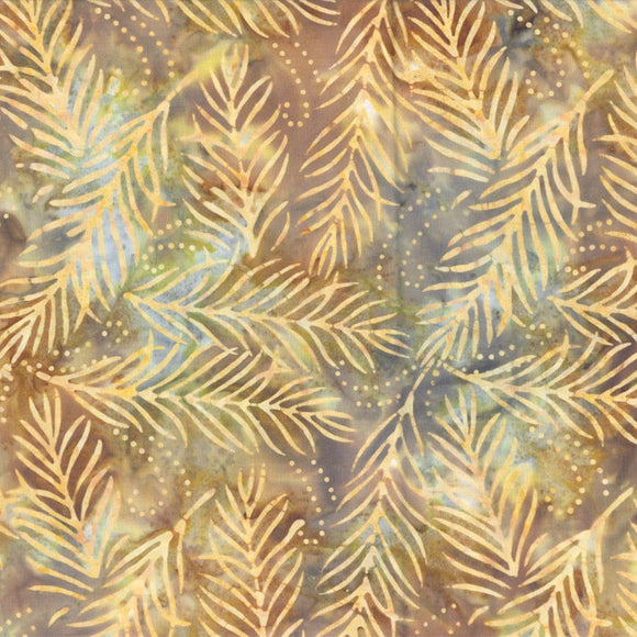 Wilmington Batiks Fabric, By The Half Yard, #22191-225